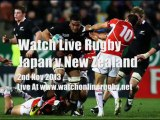 Watch Here Live Japan vs All Blacks Rugby