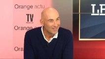 Nicolas Canteloup : «La concurrence avec Laurent Gerra est stimulante»
