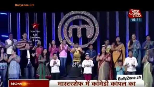 Junior MasterChef Ka Grand Finale!! - Junior MasterChe - 31st Oct 2013