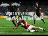 Watch Japan vs All Blacks Online Rugby