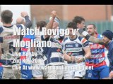 Watch Rugby Stream Rovigo vs Mogliano