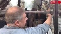 Distillation ambulante du cidre - Un alambic itinérant dans le Bocage virois