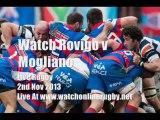 Rovigo vs Mogliano Online Rugby