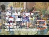 Rugby Online Rovigo vs Mogliano Live