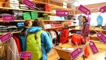 Piste Noire - Clara et Alain - La boutique Serre-Che Shop, on y court... -10%