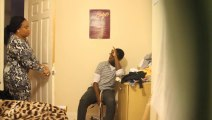 Son Pranks Mom That He Got A Girl Pregnant