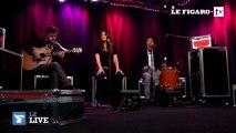 """Helena Noguerra fait son """"Live"""""""