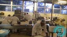 Visite de la pâtisserie La Romainville à Clichy-sous-Bois