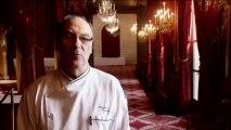 Dernier jour dans les cuisines de l'Elysée pour le chef du président