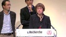 Prix La Recherche 2013- Mathématiques