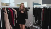 Abbey Clancy with Matalan