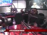 """Psy 4 de la Rime ' Drive By"""" en live dans Planète Rap"""