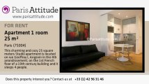 Studio Apartment for rent - Centre George Pompidou, Paris - Ref. 4368