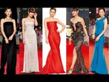 Best dressed Taiwanese TV stars sport plunging necklines, strapless gowns at 2013 Golden Bell Awards
