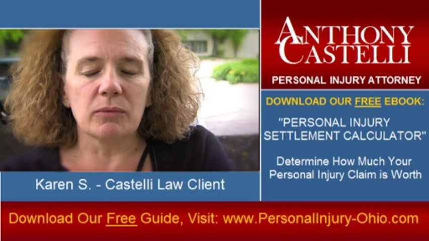 Ohio Personal Injury Lawyers – Help From Injury Attorney