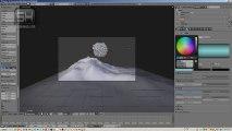 Blender Tutorial nubes volumetricas textura 3D