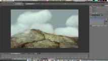 Blender Tutorial nubes python script blender Cloud Generador