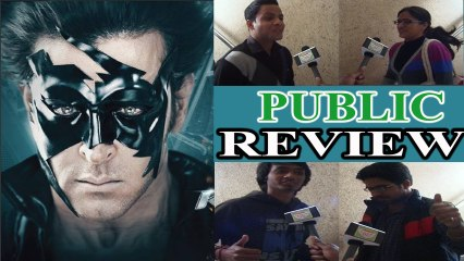Krrish 3 Public Movie Review -  Hrithik Roshan, Priyanka Chopra