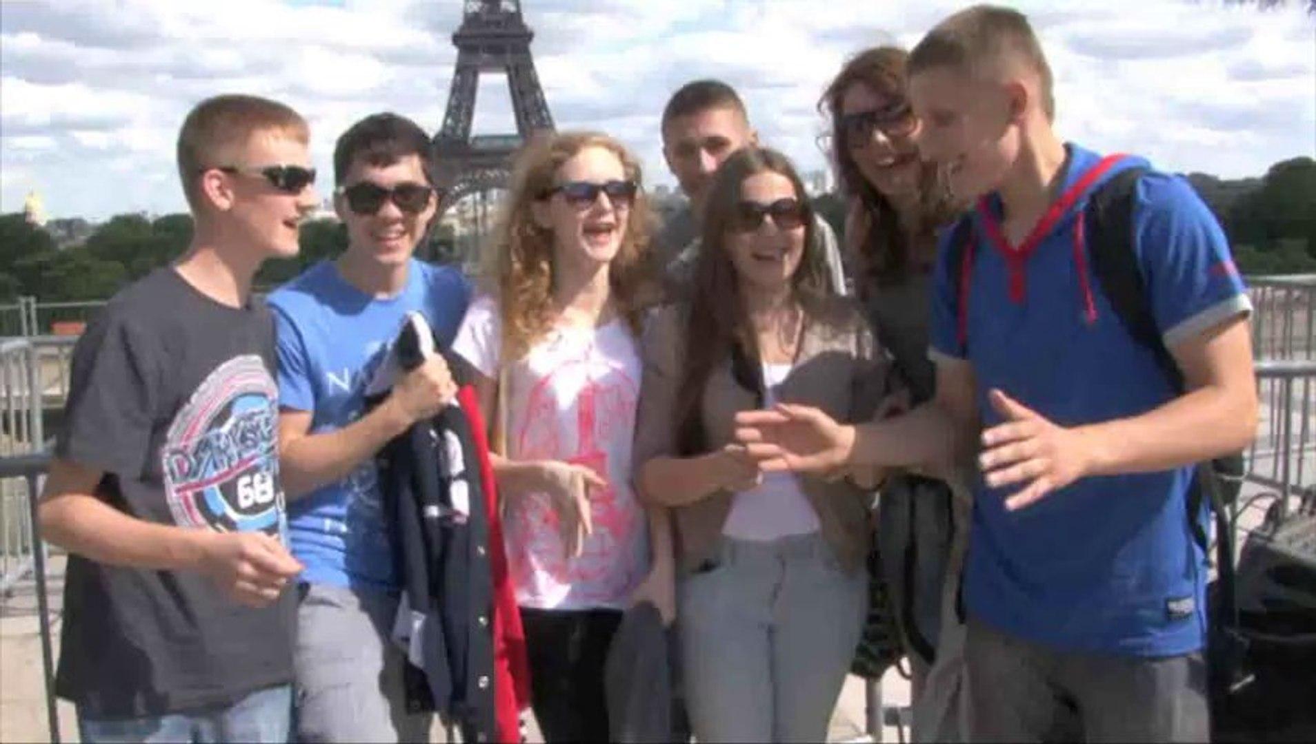 Международный фестиваль Paris, je t'aime! Париж, я люблю тебя! The Festival Official | The Official Organizer