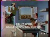 Tintin Huile Fruit d'or Tournesol - 1976 - 3