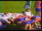 RUGBY : F.C. ST-CLAUDE - S.MARSEILLE U.C. 1990