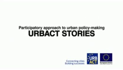 Participatory Approach to Urban Policy Making_Local Support Goups_URBACT_Chantal_Story