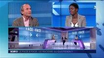 Racisme en France?  Débat Rokhaya Diallo - Ivan Rioufol (Le Figaro)