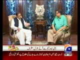Abid Sher Ali On Aik Din Geo Ke Saath - 1st November 2013