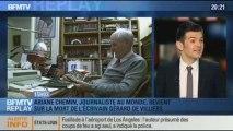 BFMTV Replay: la mort de l'écrivain Gérard de Villiers - 01/11