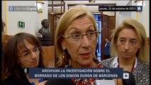 Sucedió Ayer: Alaya vuelve a citar a Magdalena Álvarez, PSOE, ETA y víctimas del terrorismo