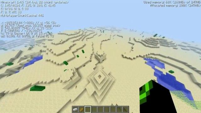 Minecraft Seed Highlight! Jessica Jaymes