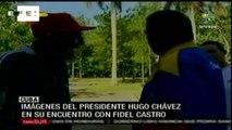 Venezuela suspende Cúpula da Celac e divulga imagens de Chávez com Fidel.