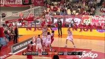 Round 3 bwin MVP: Bryant Dunston, Olympiacos Piraeus