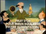 Tintin Huile Fruit d'or Tournesol - 1982