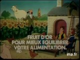 Tintin Huile Fruit d'or Tournesol - 1984