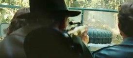 Indiana Jones 4 Harrison Ford Distressed Brown Jacket