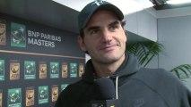 Au plus près de... Roger Federer