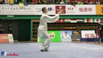 Pierre Rouvière : Men's Taijiquan senior / 12th World Wushu Championships
