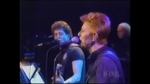 Lou Reed- David Bowie Waiting  for the Man live