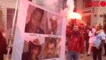 La libération des otages fêtée à Nantes - Libération des otages fêtée à Nantes