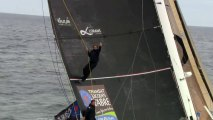 5450 milles vers Itajaì - Transat Jacques Vabre 2013