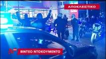 Βίντεο ντοκουμέντο μετά τη διπλή εκτέλεση στο Ν. Ηράκλειο
