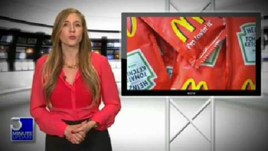 McDonald's Fries Breakup with Heinz Ketchup.