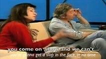 Clash entre Serge Gainsbourg et l'actrice X Catherine Ringer