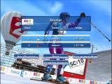 Présentation de la descente de Beaver Creek du jeu Ski Challenge (version 2010)