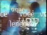Glória Pires no Vídeo Show gravida de Ana Pires de Moraes