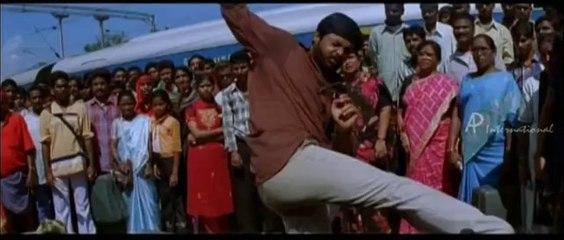Chadurangam - Srikanth kills the kidnapper