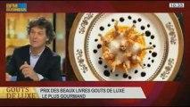 Prix des beaux livres Goûts de luxe, dans Goûts de luxe Paris - 03/011 3/8
