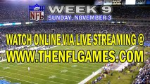 Watch Atlanta Falcons vs Carolina Panthers Live NFL Online Stream