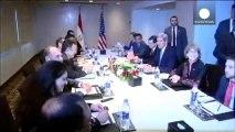 Estados Unidos estrecha sus lazos con Egipto